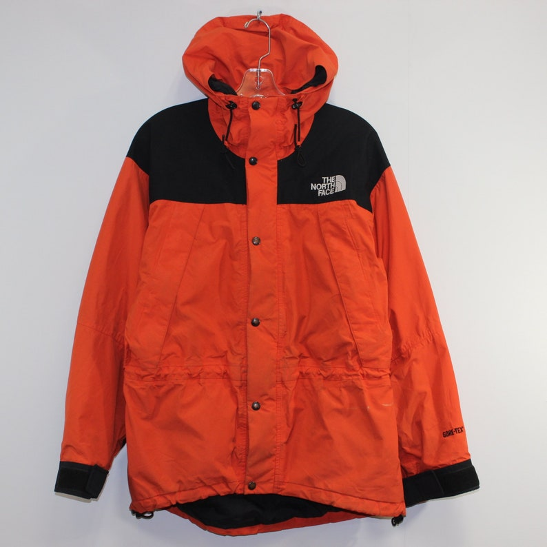 995134ff1 Vintage The North Face Gore-Tex Mountain Guide Jacket Size Medium