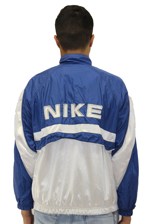 0568008360 Vintage Nike Basketball Windbreaker Jacket Size Small