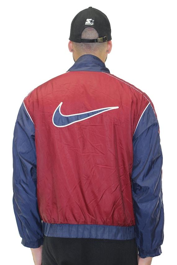 c2a563a60b Vintage Nike Windbreaker Jacket Size Small