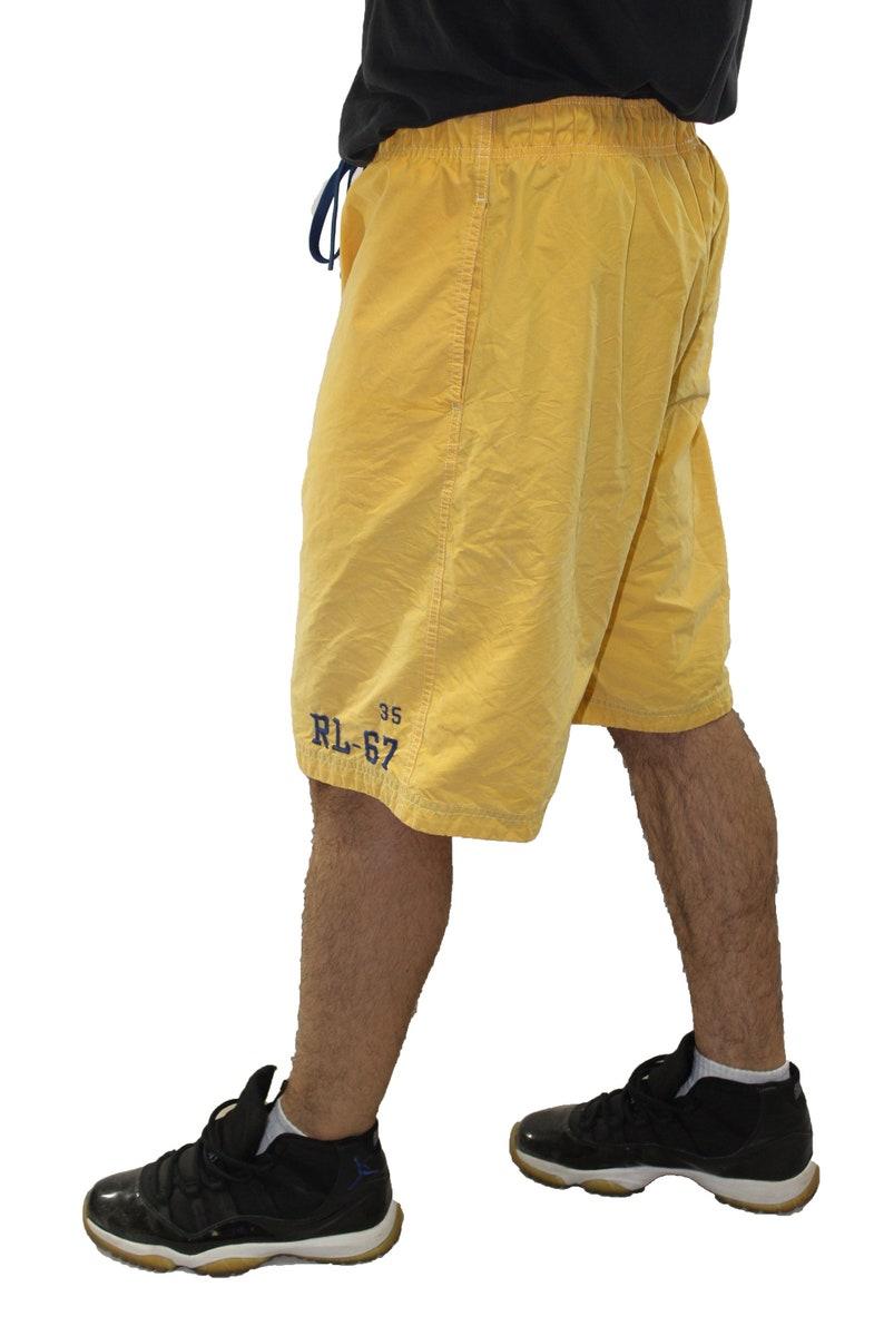 07aaf98973 Vintage Polo Sport Ralph Lauren Swim Trunks Shorts Size XL | Etsy