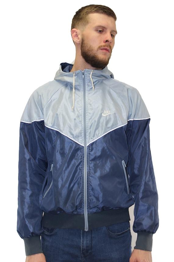0de075ba65 Vintage Nike Windbreaker Jacket Size Large