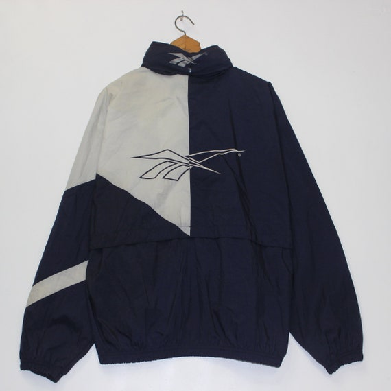 cheap prices new collection hot product Vintage Reebok Windbreaker Jacket Size Medium