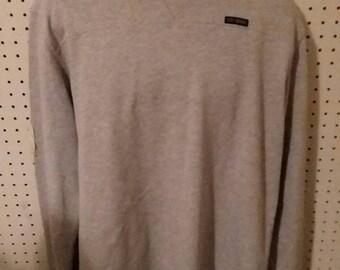 Harley Davidson Gray Crewneck Sweater Large