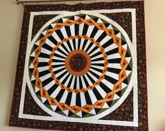 Carnivale Quilt