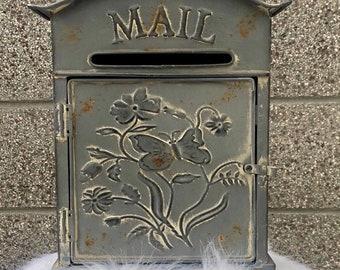 Antique mailbox | Etsy
