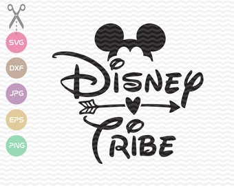 Sister Mouse Svg Disney Svg Disney Vacation Svg Disney Etsy
