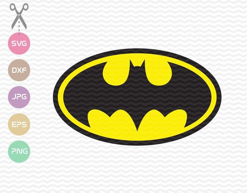 Batman Logo SVG, Batman SVG Vector, Batman Logo Superhero, instant  download, eps, png, pdf Cut File, svg file, dxf Silhouette