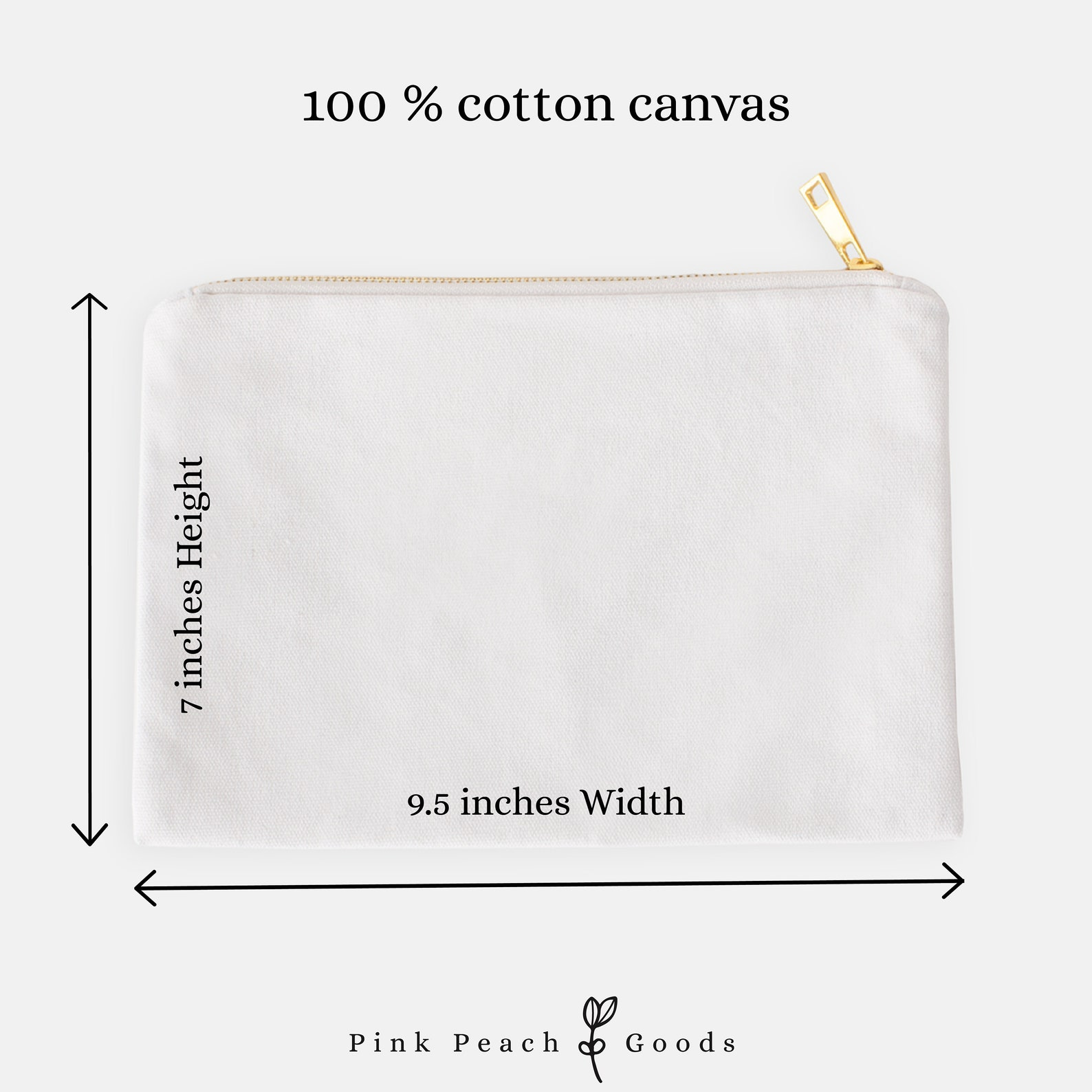 ballet bag, pouch, pencil pouch, pencil case, custom, cosmetic bag, personalized cosmetic bag, makeup bag, make up bag, cotton p