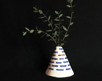 Ceramic Vase - Volcano