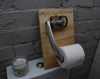 Up-cycled Toilet Roll Holder