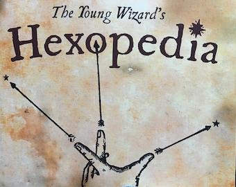 Young Wizard's Hexopedia + One Card Keepsake Tarot Reading