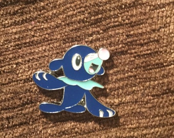 popplio hat pin