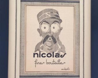 RETRO FRAME: NICHOLAS