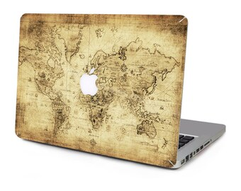 Old Map Decal Etsy - Vintage world map decal