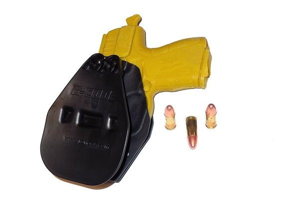 Aggressive Concealment CPX3OWB OWB Kydex Paddle Holster Sccy CPX3