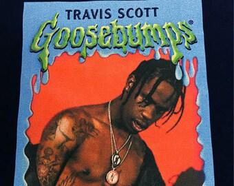 Travis Scott Goosebumps Shirt