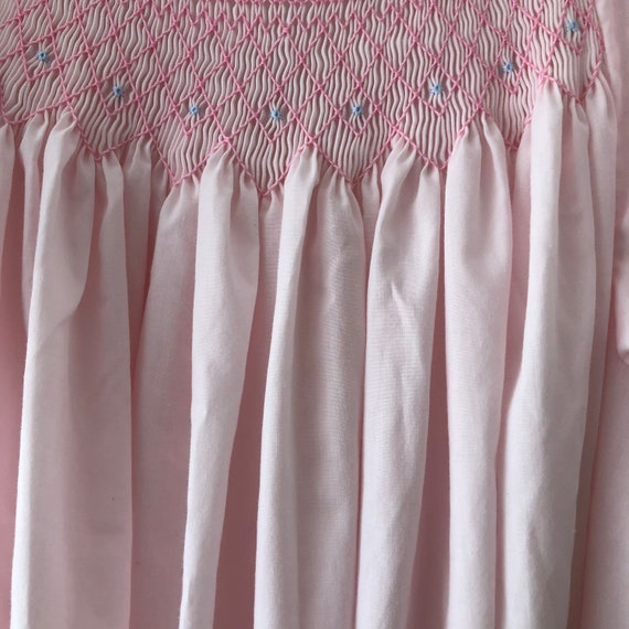 Pink Cotton Nightgown - image 6