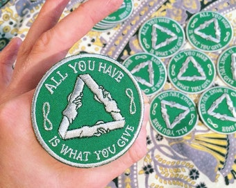All You Have Patch