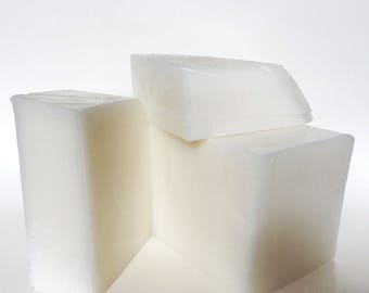 Goats Milk Glycerin Melt and Pour Soap Base Organic Natural (Fast Ship to USA)