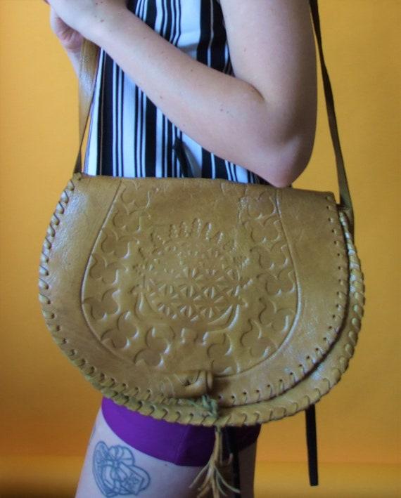 60's Tooled Bag