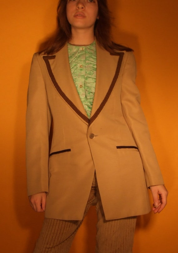 70's Marching band suit