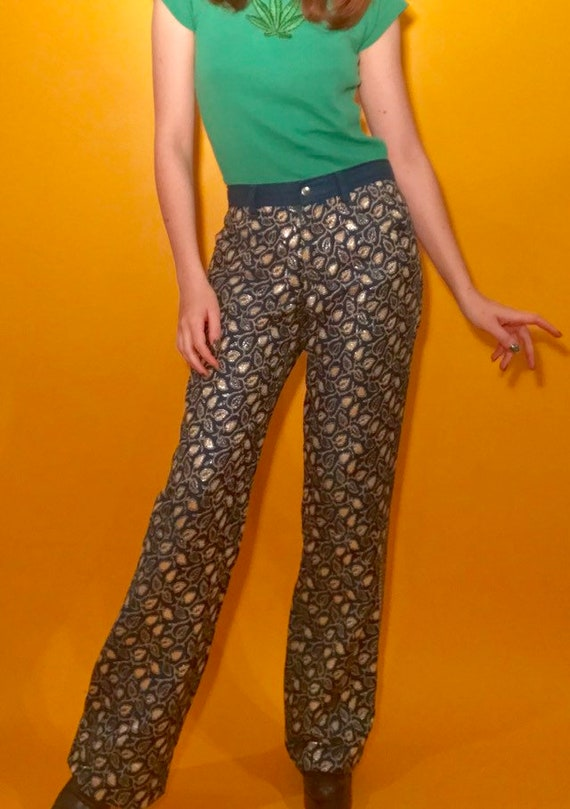 60's Tapestry pants