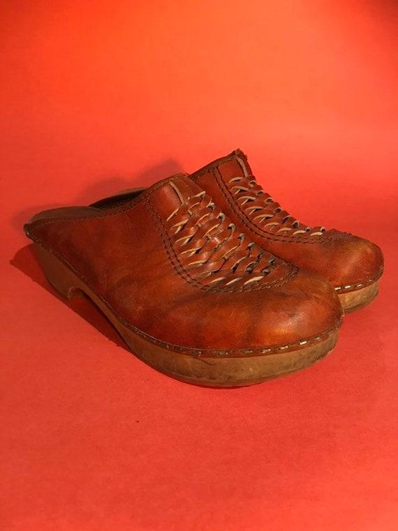 70's clogs