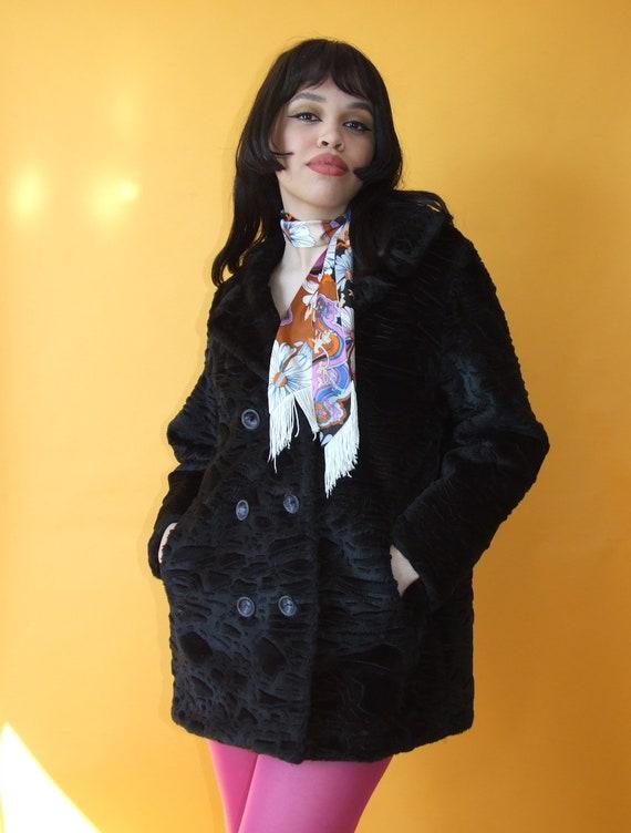 60's Plush coat