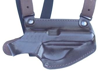 Free Initials Handmade Customizable Leather 1911 Pistol Etsy