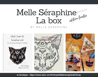 Miss Seraphine - The special box Cat Moon and third eye (intuition - personal development)