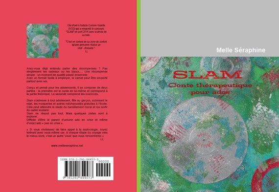 Slam Sophro Conte Pour Adolescents Livre