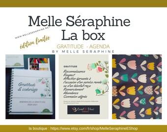 Miss Seraphine - The GRATITUDE box (limited edition)