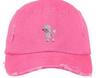 Poodle Mom Hat Customized Poodles Loaded Lids Poodle Baseball Cap Womens Poodle Hat