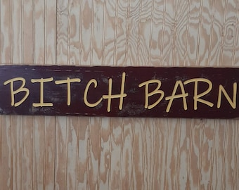 Carved Rustic Wood Signs