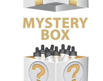 Soap supplies, mystery box, soaps, soap equipment.