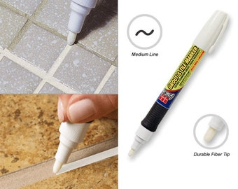 Grout Markers - Grout Colorant (34 Different Colors)
