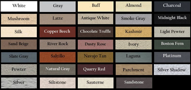 Grout Aid Markers (34 Different Colors)