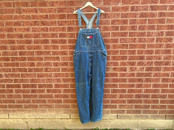 90's Tommy Hilfiger Overalls