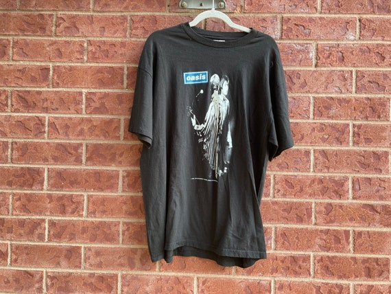 Original 1996 Oasis T-Shirt XL, Backstage Pass Dea