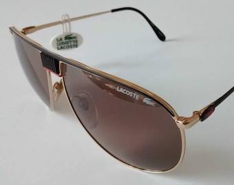 1cc6f14a7dc5 Vintage Lacoste 191 L 215 Sunglasses