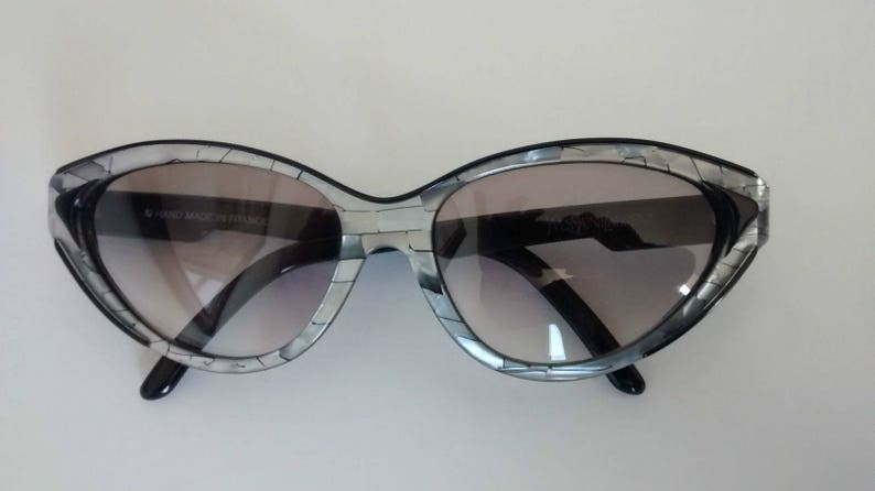 672db0e0c66 Vintage YSL 8614 P 54 Sunglasses Yves Saint Laurent