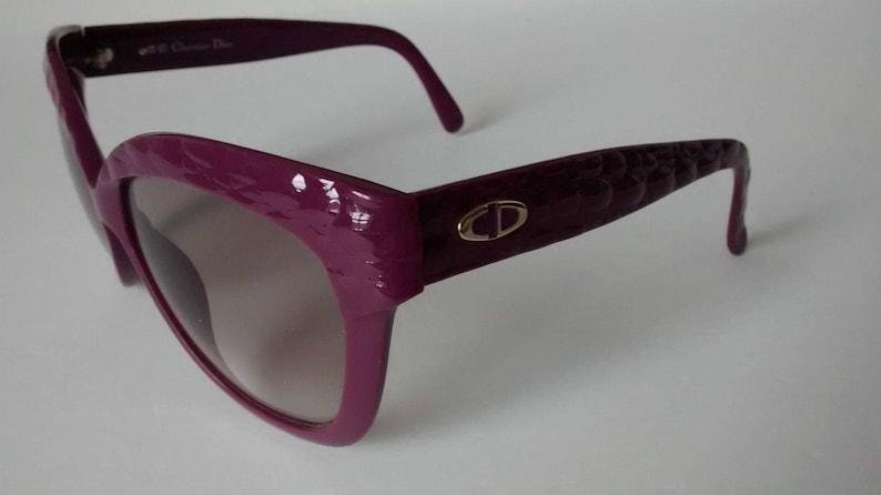 32bcb32320be Vintage Christian Dior 2321 80 Sunglasses