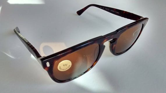 9f907fe13b Vintage Persol Ratti 849 sunglasses with 4 flexers and Glass