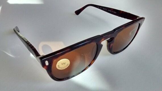 Lunettes de soleil Persol Ratti 849 vintage avec 4 flexers et   Etsy 039838fc466a