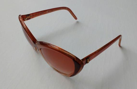 Vintage YSL 8702 P74 sunglasses