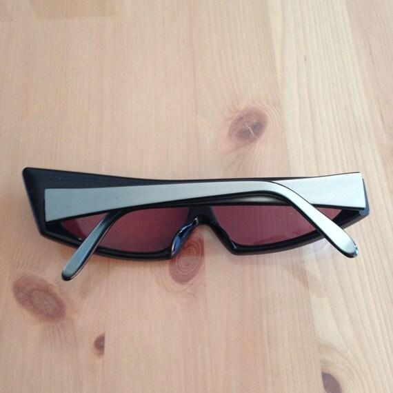 Vintage Alain Mikli AM84 Sunglasses (Hand Made) - image 2