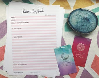 Divine Daybook