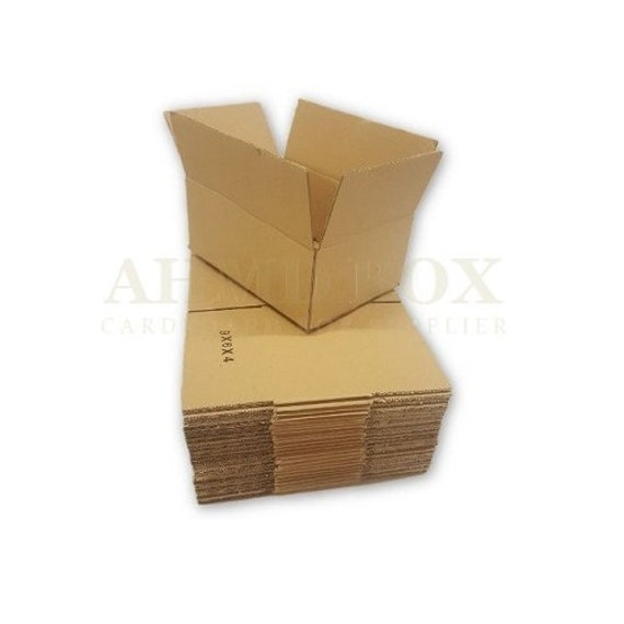 Fill Your Own 6x Handmade Cracker Boxes