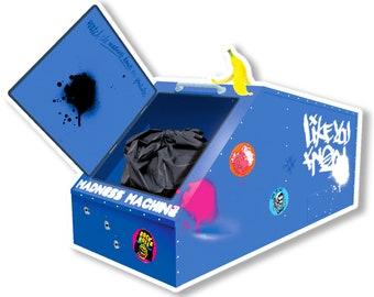 MaDnEsS HoUr Madness Machine Sticker