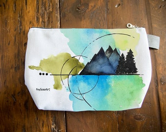 Large all purpose pouch.